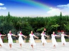 刘荣广场舞《我们的中国梦》原创舞蹈 附正背面口令分解教学演示