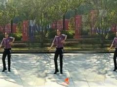 漓江飞舞广场舞《缘聚今生》原创初