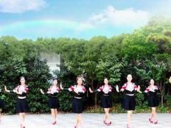 刘荣广场舞《爱情的力量》原创附正背面分解教学和背面演示