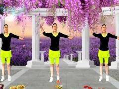 兰玉广场舞《预约》原创活力健身操 分解动作教学演示