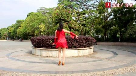 凤凰香香广场舞《花儿妹妹》原创舞蹈 正背面演示及口令分解动作教学