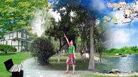 刘荣广场舞《美美的情歌》原创舞蹈 附正背面口令分解教学演示