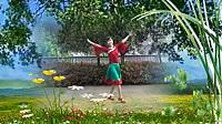 沅陵莺歌广场舞《美丽的佩枯措》原创舞蹈 正背面演示
