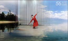 艺柳广场舞《贝加尔湖畔》编舞艺子龙