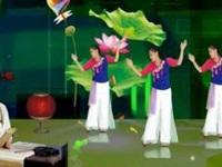 衡水阿梅广场舞《美人吟》原创古典舞 附正背面演示口令分解动作教学