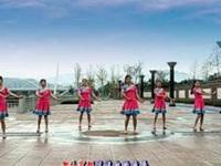 燕语芳菲广场舞《大情歌》原创舞蹈 正背面口令分解动作教学演示