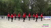 郑州市明星舞蹈队广场舞 最美的中国 表演 团队演示