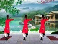 沧州笑笑广场舞《小河边》编舞诗诗 32步舞 正背面演示