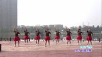 蒙城王集倩影健身队广场舞《我爱广场舞》原创舞蹈 表演 团队版
