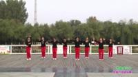 郑州市一家亲舞蹈队一队广场舞《西班牙斗牛》原创舞蹈 表演 团队版
