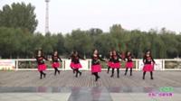 郑州市紫辰快乐广场队广场舞《水月亮》原创舞蹈 表演 团队版