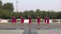 郑州市郑飞快乐舞蹈队广场舞《康巴情》原创舞蹈 表演 团队版