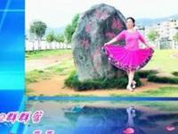 苏州雨夜广场舞《蓝色天梦》原创舞蹈 微信群管合屏演示