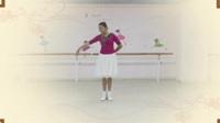 贺月秋广场舞《爱的小路》原创个人舞蹈 完整版演示及口令分解动作教学
