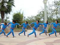 杨丽萍广场舞《花开舟曲》原创民族拉伸形体舞 附口令分解动作教学演示