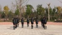 欢聚一堂舞队广场舞《社会摇》原创舞蹈 表演 团队版