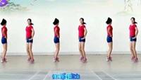 阿采广场舞《踏浪》原创简单16步 完整版演示及分解教学演示