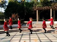 雨中阳光广场舞《你潇洒我漂亮》原创十六步步子舞 简单易学口令分解教学