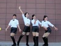 银河湾广场舞《女神也烦恼》原创时尚现代舞 附正背面口令分解动作教学演示