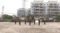 武汉黄陂盘龙城摩卡小镇魅力舞蹈队广场舞《雪山姑娘》表演 团队版