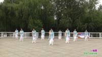 郑州市原野组合广场舞 一袖雲 表演 团队版
