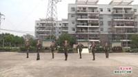 武汉黄陂盘龙城歌林花园白云舞蹈队广场舞《雪山姑娘》表演 团队版
