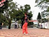 笑春风广场舞《红尘痴笑一场梦》原创32步鬼步舞 附口令分解动作教学演示