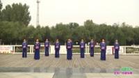 郑州市阳光新城舞蹈队广场舞  油菜花开 表演 团队版