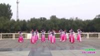 郑州市最美二队广场舞《乌毡帽情缘》表演 团队版