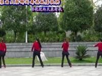 翠屏快乐广场舞《你怎么说》原创入门舞32步 附教学口令分解动作演示