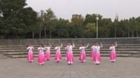 东景舞韵广场舞《共同的我们》原创舞蹈 表演 团队版