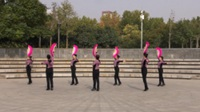 郑州峰华杰出广场舞 珊瑚颂 表演 团队版
