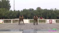 郑州市花羽模特艺术团二队广场舞《山谷里的思念》原创舞蹈 表演 团队版