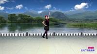 杨艺&悠然最新水兵舞《爱情美》原创舞蹈 正背面表演 团队版
