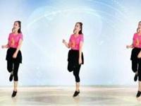大庆杰克广场舞《黄飞红》原创32步 附口令分解动作教学演示