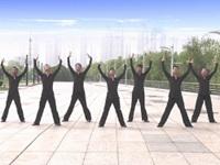 中国男子帅虎队《存在》原创舞蹈 表演团队版