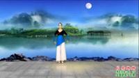 湖北三江航天舞蹈队广场舞《月雨绵绵》原创舞蹈 表演 个人版
