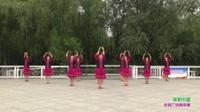 郑州市郑飞开心辣妈舞蹈队广场舞 美丽中国 表演 团队版