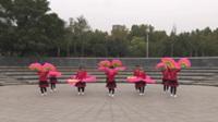 惠三梦梦舞队广场舞《欢聚一堂》原创舞蹈 表演 团队版