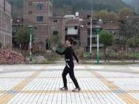 湖北燕子广场舞《爱就要爆灯》原创鬼步舞 附口令分解动作教学演示
