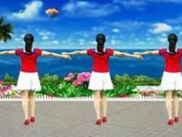 自信的微笑广场舞《最美最美》原创舞蹈  附口令分解动作教学演示