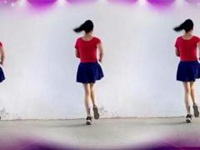 阿真广场舞《眉飞色舞》原创32步舞蹈 正背面演示