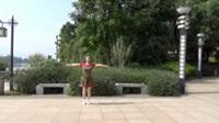 福建青果广场舞《快快说声我爱你》原创舞蹈 附正背表演与动作分解