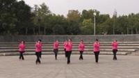 千人舞舞蹈队广场舞《雪山姑娘》原创舞蹈 团队版表演