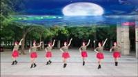 广州天河活力广场舞队广场舞《山歌牵出月亮来》原创舞蹈 表演 团队版