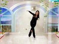 欣子广场舞《女儿情》编舞珊珊 正背面演示