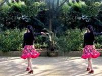 武汉嘉伦舞蹈队《我在这里你在哪里》编舞雨夜 正背面演示
