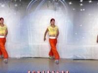 银河湾广场舞《爱如星火》原创花式鬼步舞 附正反面演示及分解动作教学