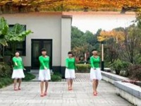 双港小芳广场舞《dj的歌》原创舞蹈 附正反面口令分解教学