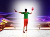 大庆杰克广场舞《请到东北来》原创秧歌舞 附正背面口令分解动作教学演示